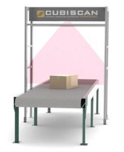 Система измерения веса и габаритов