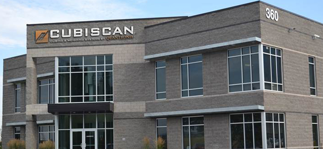 Cubiscan office